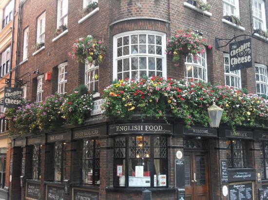 Best Pub Restaurants Cheshire