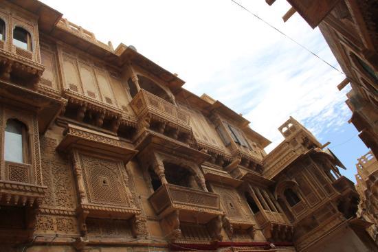 Jaisalmer Art Palace: art palace