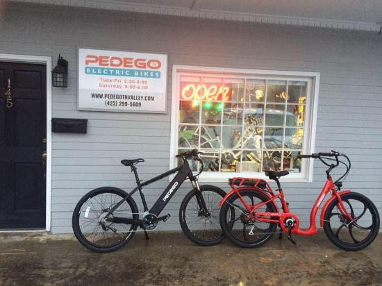 Cleveland, TN: Welcome to Pedego Tennessee Valley!