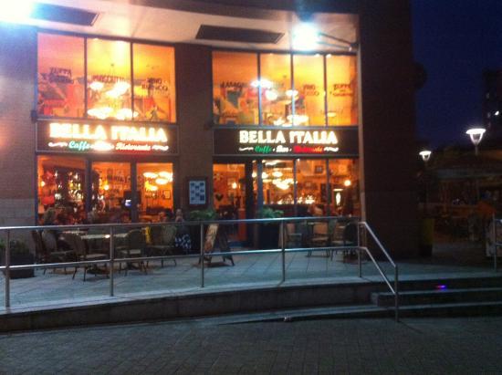 Italian Restaurants Off Upper Street