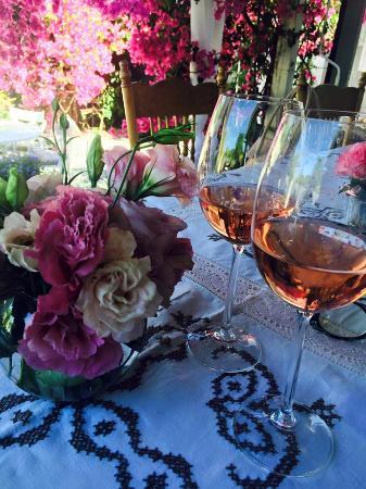 Darling wines for sundowners