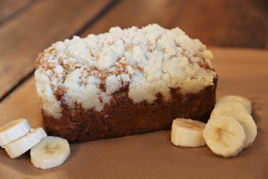 Remington, IN: BANANA BREAD