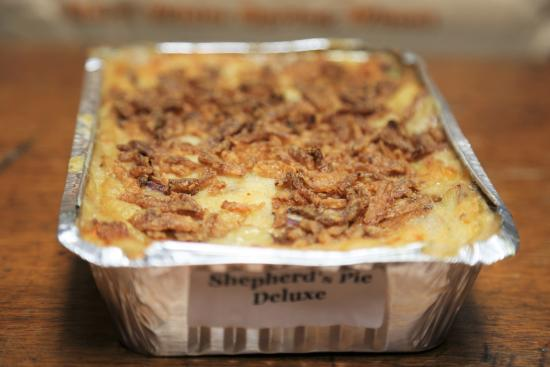 Remington, IN: SHEPHERD'S PIE DELUXE