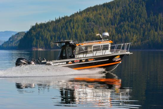 Salmon Arm, Kanada: Fishing Charter