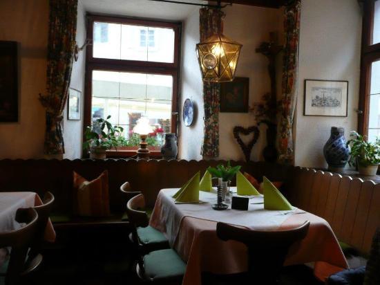 Zum Hirschen Gasthaus Hotel: gemütliche Stube