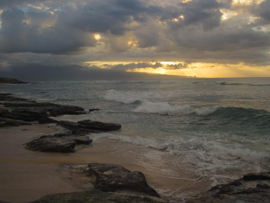 Paia, Hawái: Hookipa Beach