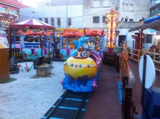 Parc d'Atraccions Sould Park
