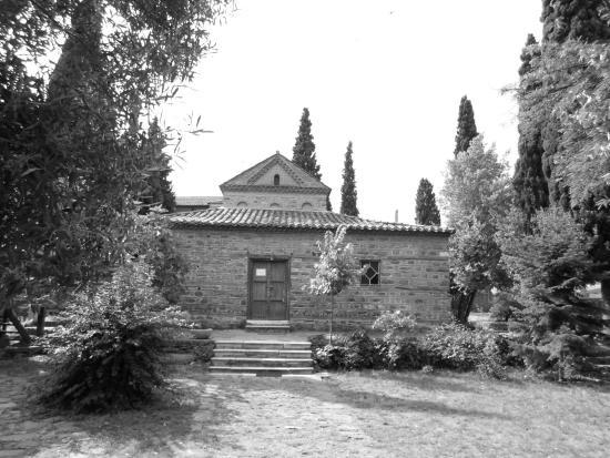 Church of Agios Nikolaos Orphanos: facciata