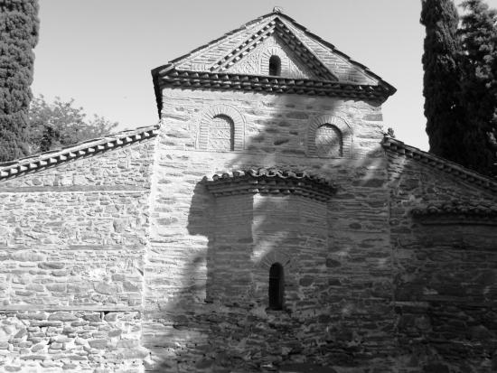 Church of Agios Nikolaos Orphanos:  retro
