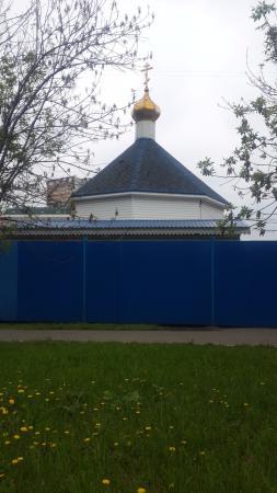 Храм Сретение Господне
