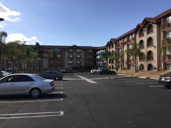 Lompoc Valley Inn & Suites: Outdoor