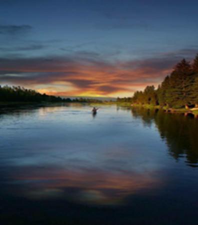 Mack's Inn Resort Fly Fishing Snake River