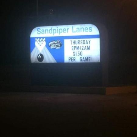 Sandpiper Lanes