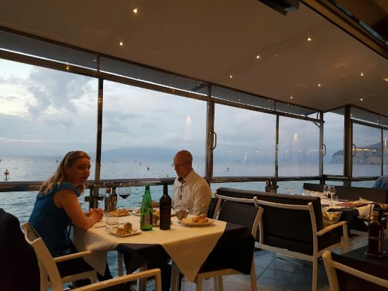 Andrea picture of ristorante bagni delfino sorrento tripadvisor