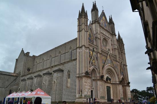Castel Viscardo, Italien: Orvieto - Il Duomo