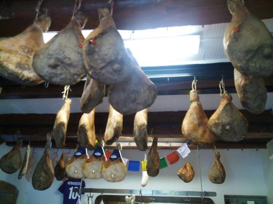 Vicchio, Italien: La Casa del Prosciutto