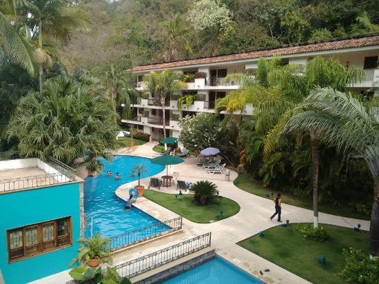 Casa Iguana Hotel: exelente ambiente