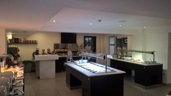 Amorgos Boutique Hotel: Früstücksbuffet