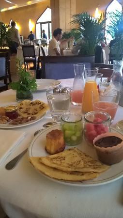 Lagon & Jardin: Petit déjeuner