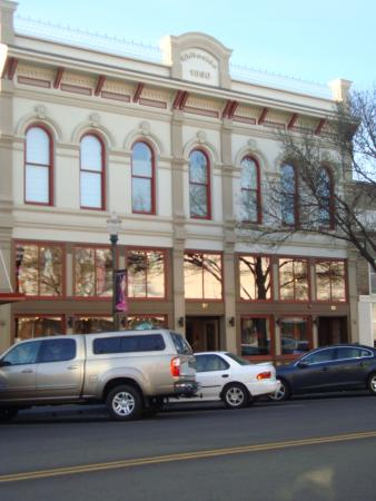 51 East Main: Restored 1890's building, into 2 retail spaces and 5 Luxury Condos in the center of Walla.