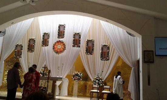 Parroquia de la Sagrada Familia Cancún