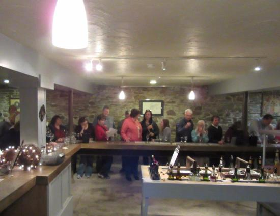 South Shore Wine Company: Group Wine Tasting