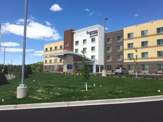 ‪Fairfield Inn & Suites Eau Claire Chippewa Falls‬