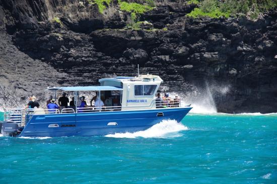 Na Pali Catamaran
