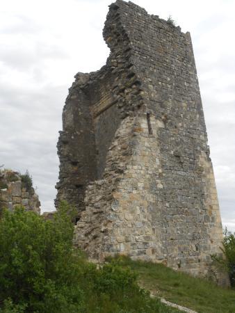 Soyons, فرنسا: La Tour penchée