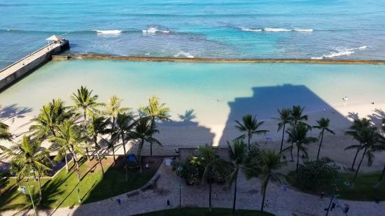 Aston Waikiki Beach Hotel Enjoyed An Upgrade To Oceanfront Select
