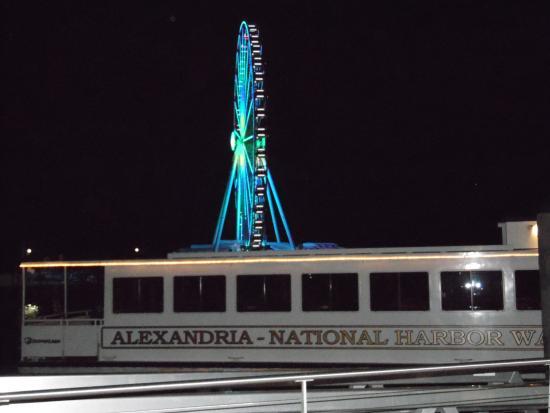 Days Inn Alexandria South : Alexandria National Harbor Water Taxi, Río Potomac