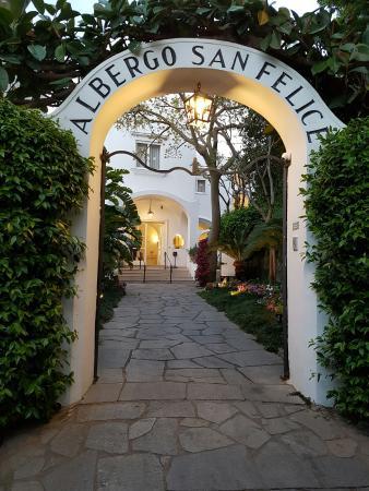 Hotel Villa Sanfelice ภาพ