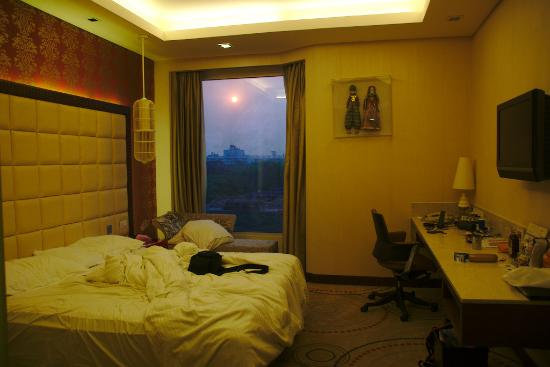 The Metropolitan Hotel & Spa New Delhi: Our room