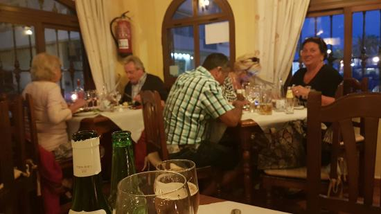 Meson El Candil : Food and service just fine!