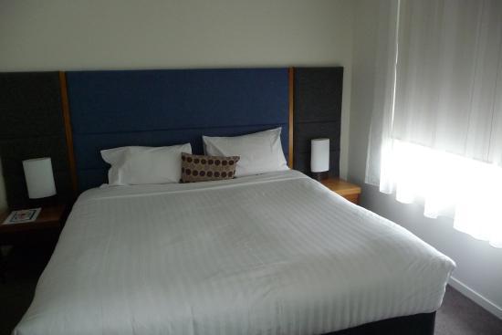 The Sebel Launceston: Bedroom area