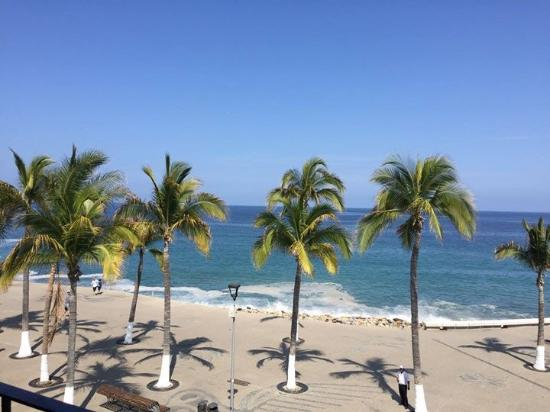 Viejo Vallarta: The view from our seats