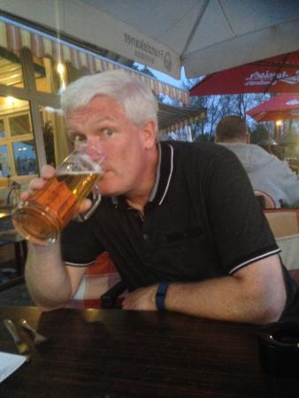 Zehdenick, Alemania: Beer