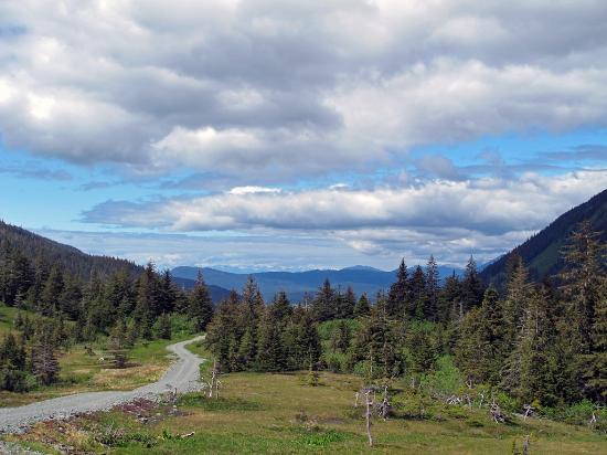 Eaglecrest Ski Area: Summer Trail