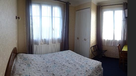 Hotel Belvedere: La chambre d'une personne
