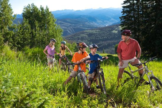 Avon, Κολοράντο: Mountain Biking