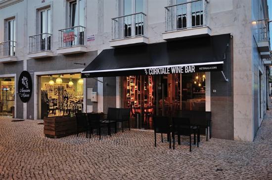 Corktale Restaurante Wine Bar