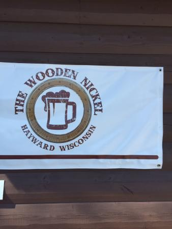 Great Craft Beer Selection In The Wooden Nickel Back Bar Picture
