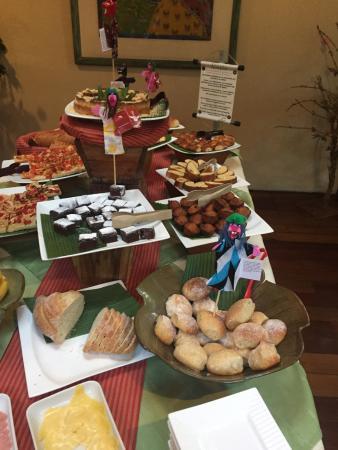 Aranjuez Hotel: free breakfast