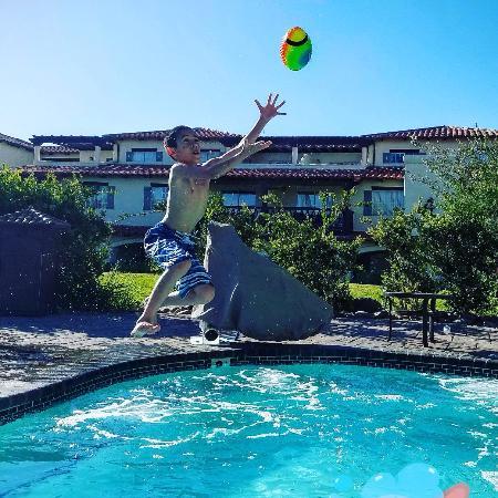 La Quinta, CA: Don't miss the pool