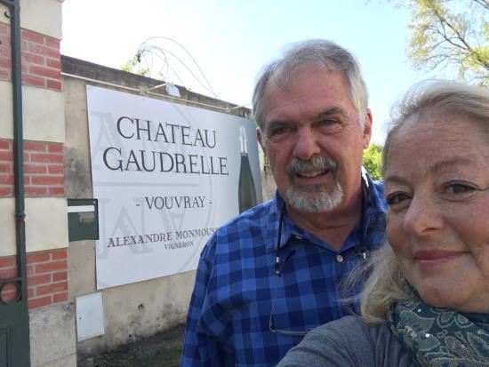 Chateau Gaudrelle, Vins de Vouvray : photo2.jpg