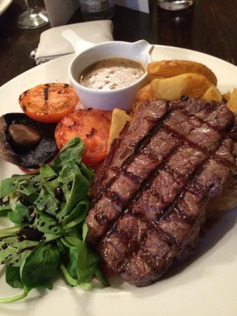Greasby, UK: Great food