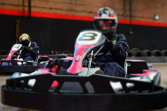 Indoor Karting Worcester