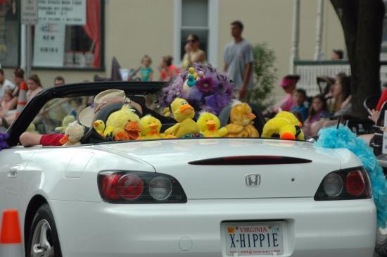 Strasburg Mayfest: Quackers