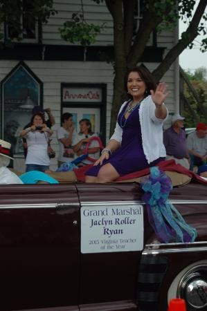 Strasburg Mayfest: Grand Marshal