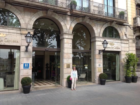 Picture of hotel duquesa de cardona - Hotel duques de cardona ...